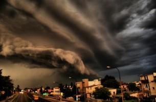 Endzeit-Wolken