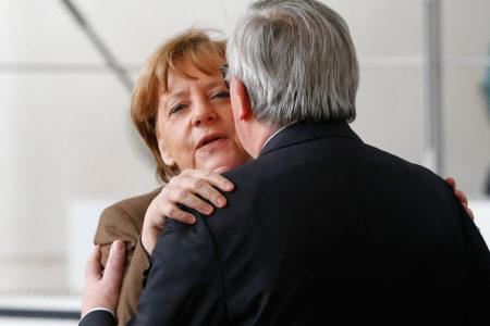 MC Juncker aus Brüssel